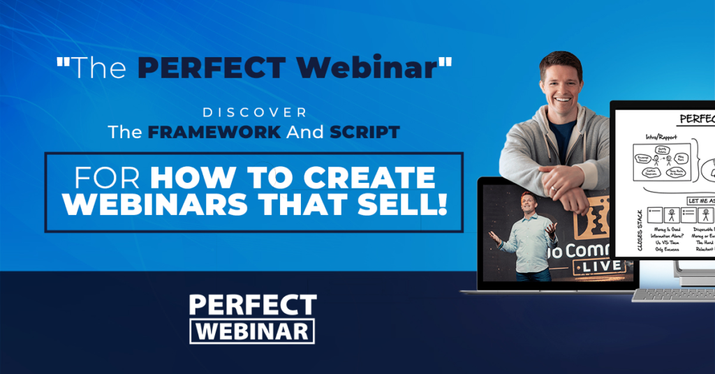 Clickfunnels for Coaching - How to Create Webinars that Sell