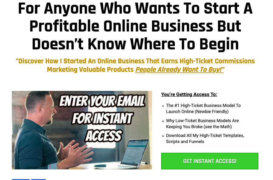 Affiliate Clickbank Make Money Program - how To Start Profiting Simply By Promoting Others Products 8