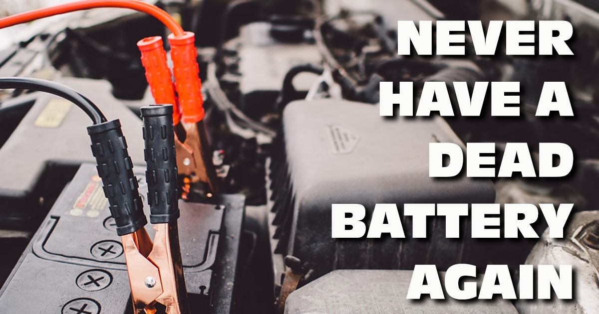 How To Fix a Dead Battery in a Car