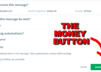 How to build a massive email list - the money button