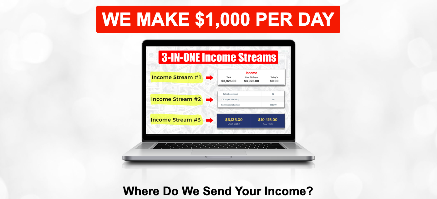 # 1 12 Minute Affiliate Review: Scam or Legit Make Money Online Program 1