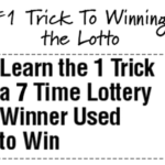 How to Win the Lottery: Euromillions, Absolutely The Richest European Lottery