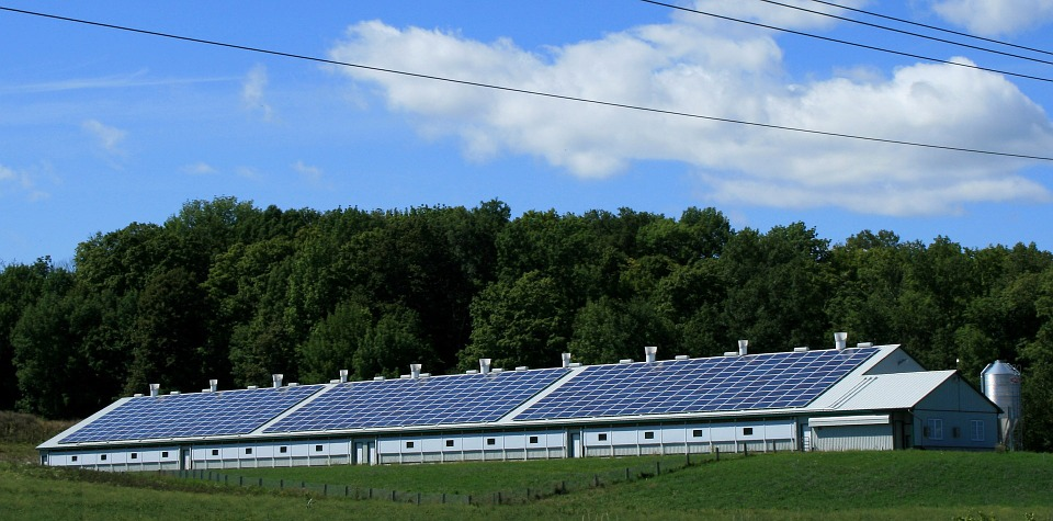 """The """"Achilles heel"""" of residential solar, wind, or other power generating devices is the battery bank."""