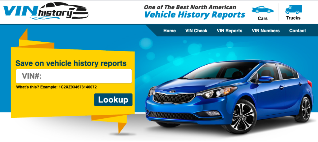 How Do You Know If You Are Buying A Stolen Vehicle? Free Vin Check