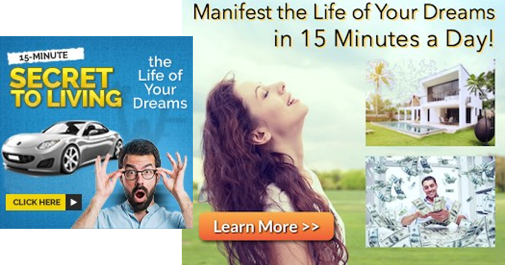 15 Minute Manifestation or Meditation with Music