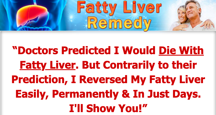 Doctors Predicted I Would Die With Fatty Liver But Contrarily to their Prediction I Reversed My Fatty Liver Easily Permanently & In Just Days I'll Show You